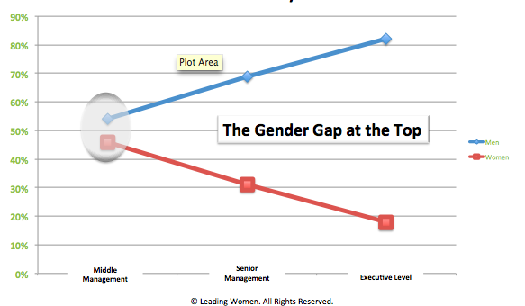 Gender Gap at the Top