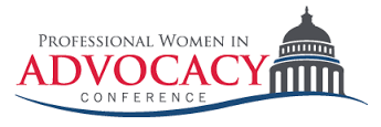 Professional Women in Advocacy Conference Logo